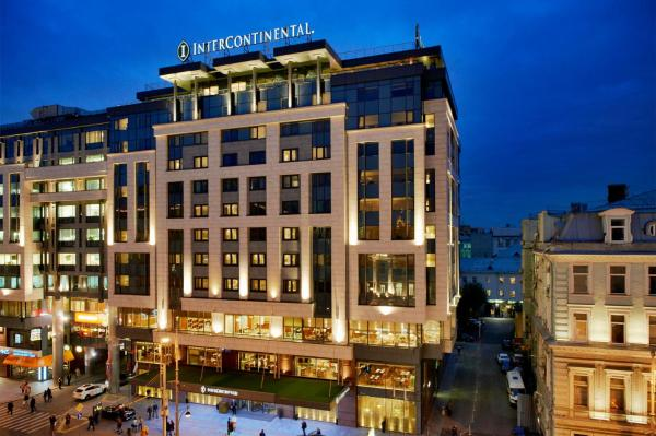 InterContinental Moscow Tverskaya 莫斯科