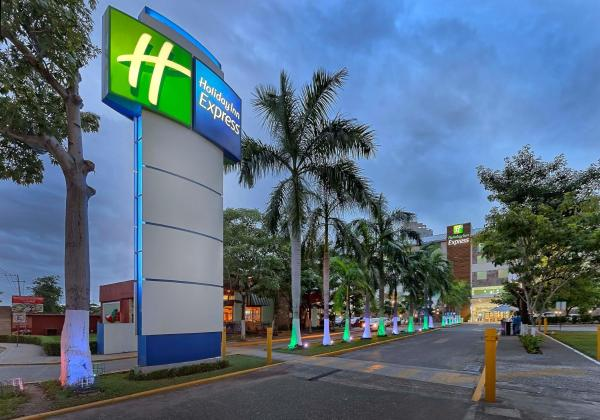 Holiday Inn Express Villahermosa 比亚埃尔莫萨