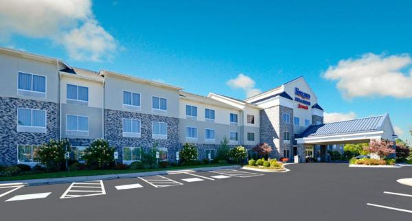 Fairfield Inn & Suites - Boone Boone