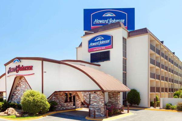Howard Johnson Express Inn Arlington Ballpark/Six Flags Arlington