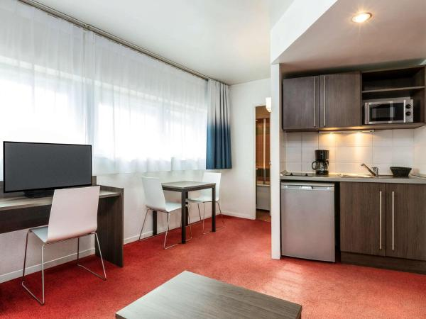 Aparthotel Adagio Access Paris La Villette 19th arr
