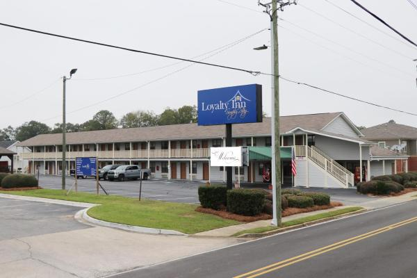 Americas Best Value Inn Hawkinsville Hawkinsville