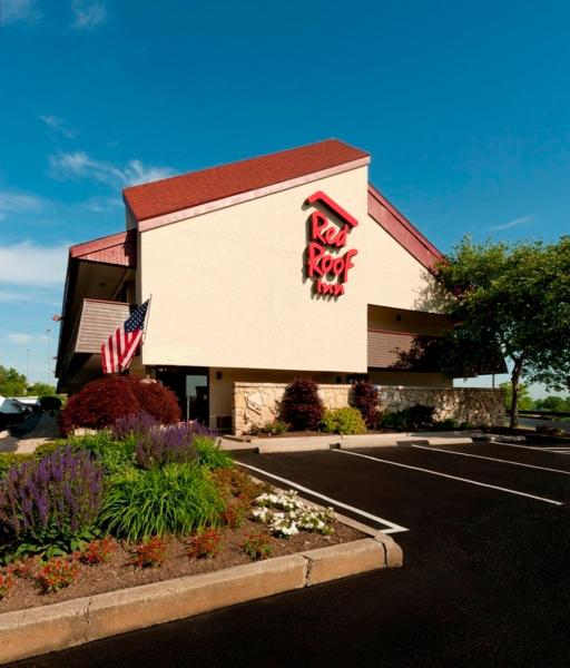 Red Roof Inn Rochester Henrietta Хенриетта