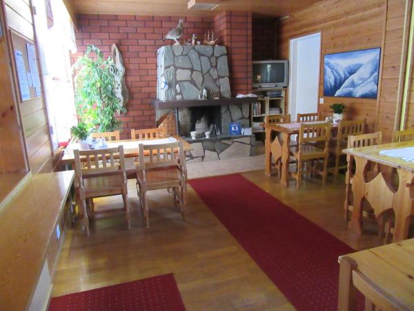 Ruska Bed & Breakfast Тайвалкоски