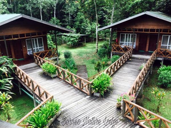 Borneo Nature Lodge Sukau