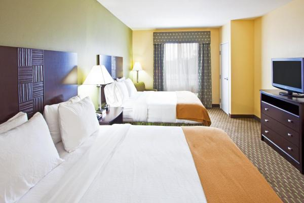 Holiday Inn Express and Suites Saint Augustine North Сент-Огастин