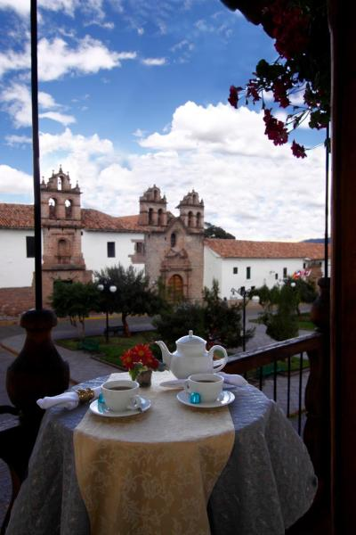 Fallen Angel - The Small Luxury Guest House Cusco