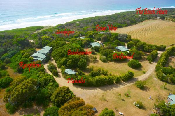 Sandpiper Ocean Cottages Bicheno
