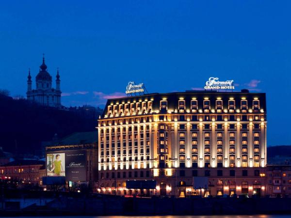 Fairmont Grand Hotel Kyiv Kiew