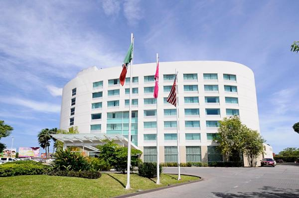 Crowne Plaza Villahermosa 比亚埃尔莫萨