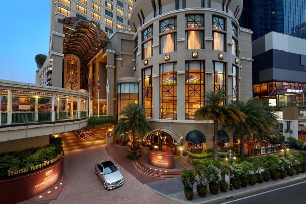 Sheraton Grande Sukhumvit, A Luxury Collection Hotel(喜来登苏坤大酒店 - 豪华精选酒店)