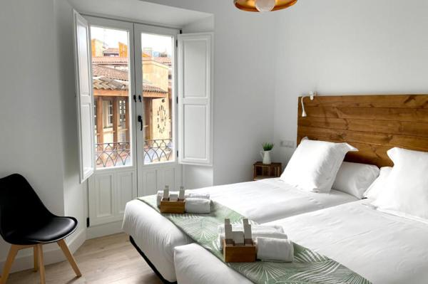 7 Kale Bed and Breakfast Bilbao