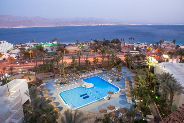 U Coral Beach Club Eilat – Ultra All inclusive 埃拉特