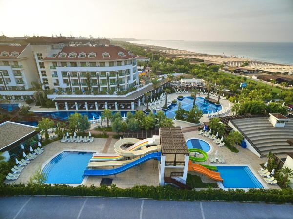 Sunis Evren Beach Resort Hotel & Spa Сиде