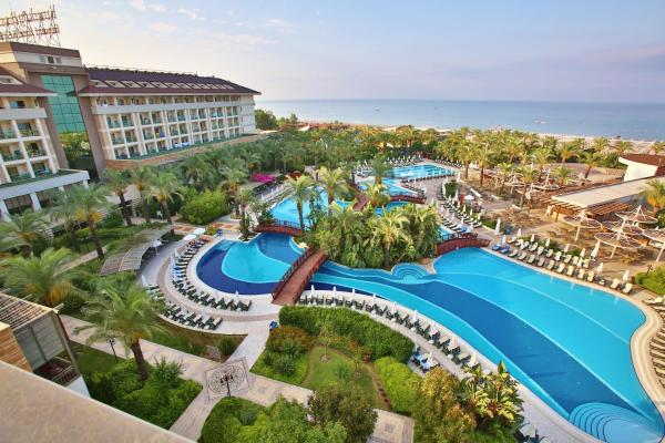 Sunis Kumkoy Beach Resort Hotel & Spa Сиде