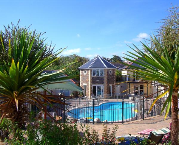 Porth Veor Manor Villas & Apartments Newquay