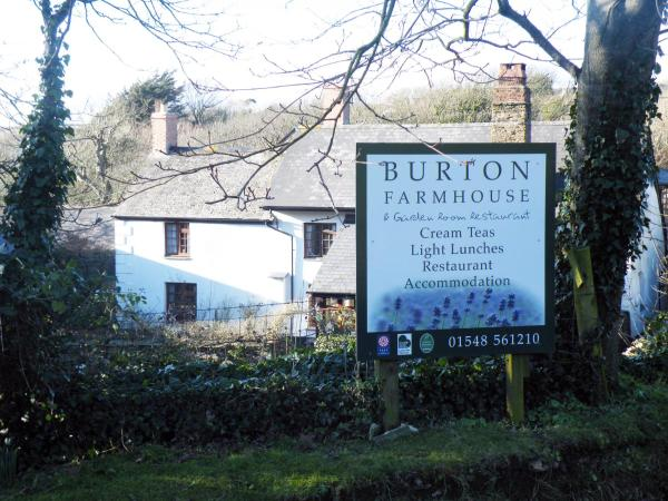 Burton Farmhouse B&B Kingsbridge