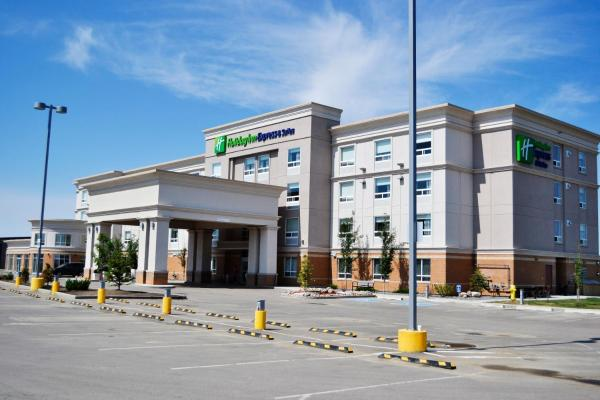 Holiday Inn Express Hotel & Suites Bonnyville Bonnyville