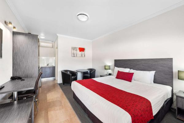 Econo Lodge Moree Spa Motor Inn Moree