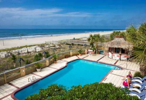 The Winds Resort Beach Club Ocean Isle Beach