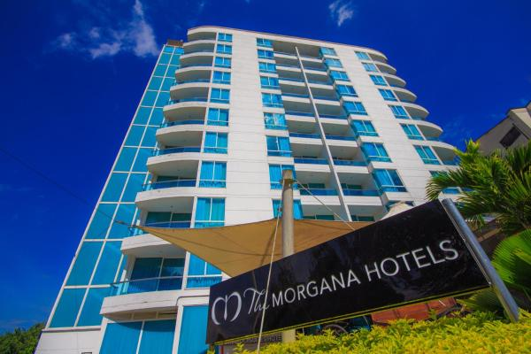 The Morgana Poblado Suites Hotel