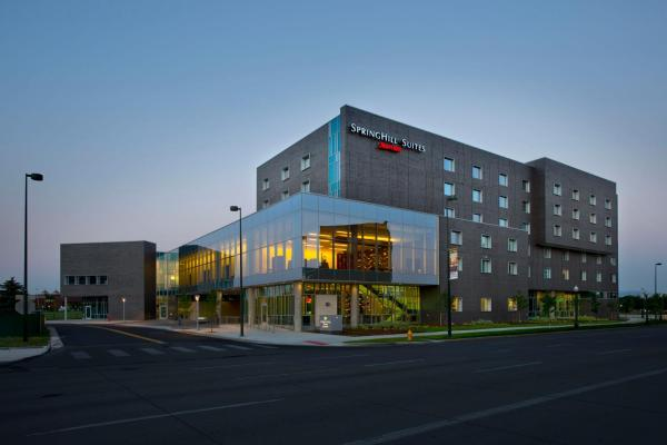 SpringHill Suites by Marriott Denver Downtown Denver