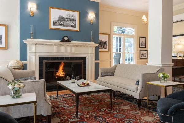 Bar Harbor Inn and Spa Bar Harbor
