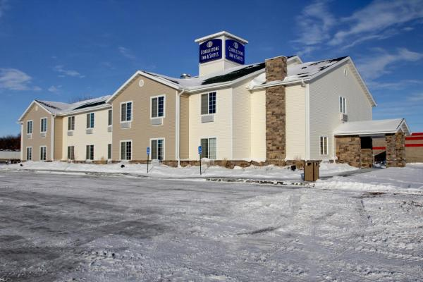 Cobblestone Inn and Suites - Carrington Carrington