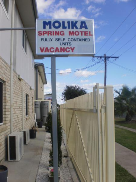 Molika Springs Motel Moree