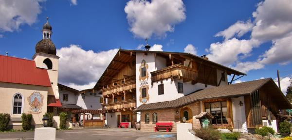 Hotel Pension Anna Leavenworth