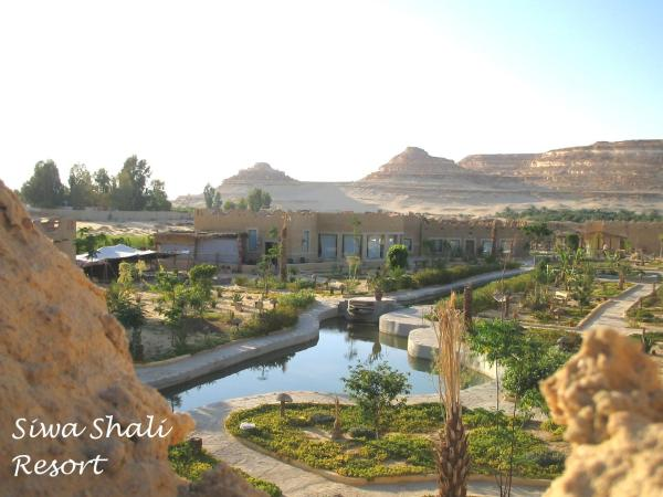 Siwa Shali Resort Сива