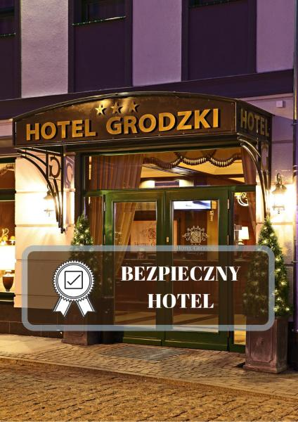 Hotel Grodzki Business & Spa