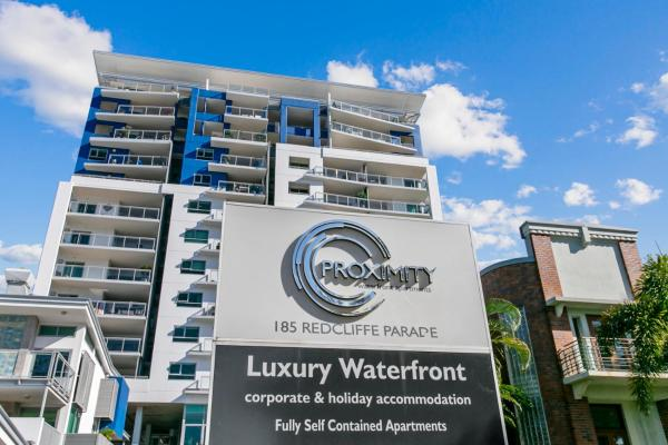 Proximity Waterfront Apartments Redcliffe