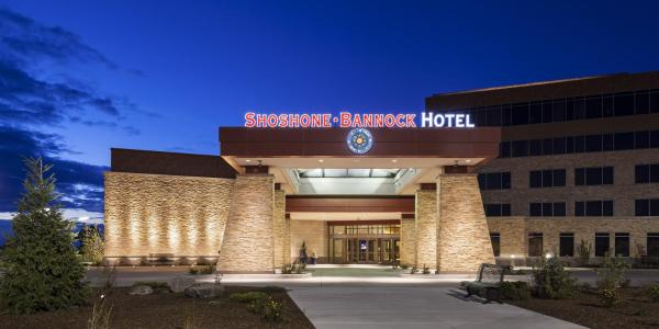 Shoshone-Bannock Hotel and Event Center Fort Hall