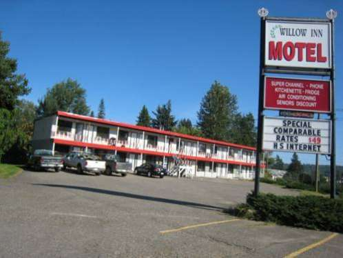 Willow Inn Motel Quesnel
