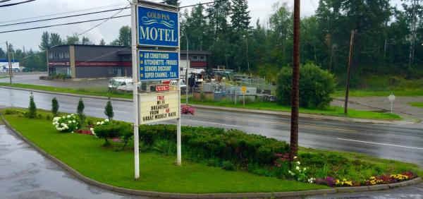 Gold Pan Motel Quesnel