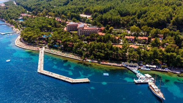 Grand Yazıcı Club Marmaris Palace Мармарис