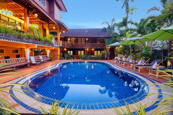 Chandara Boutique Hotel Vientiane