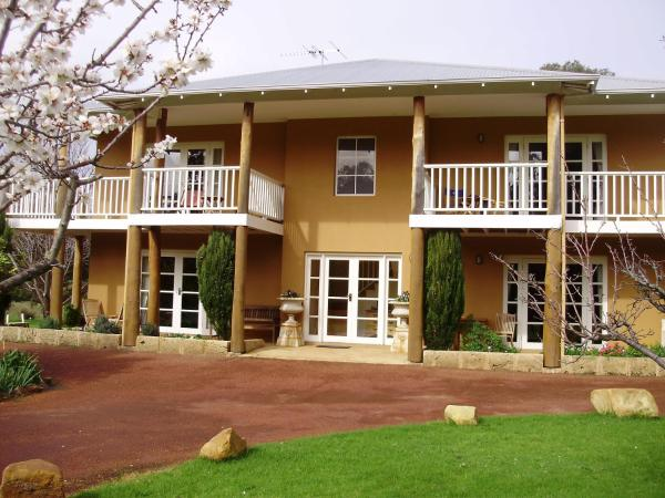 Erravilla Country Estate Spa Suite Accommodation Yallingup