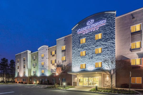 Candlewood Suites Richmond Airport Sandston
