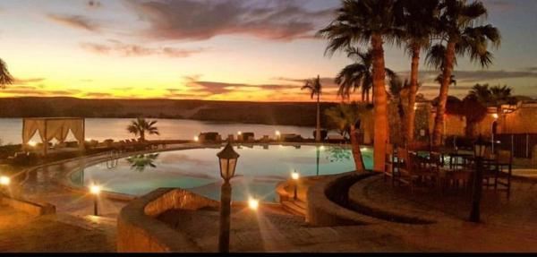 Seti Abu Simbel Lake Resort(塞提阿布辛贝湖度假酒店)
