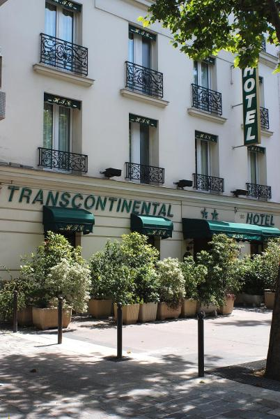 Hôtel Transcontinental Paris