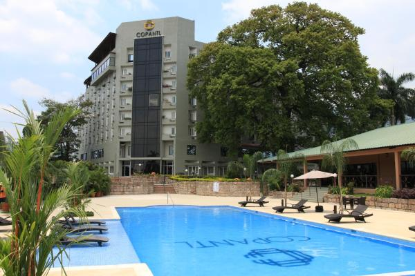 Copantl Hotel & Convention Center San Pedro Sula