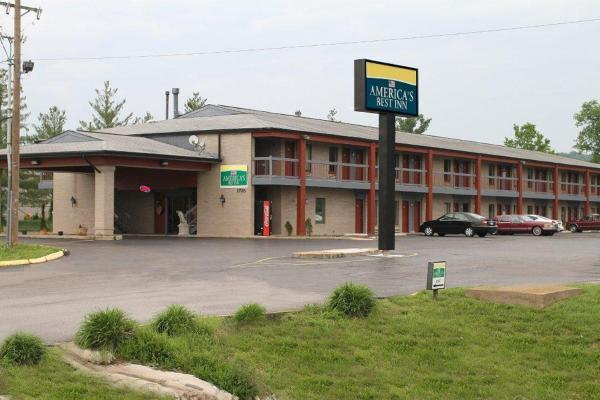 America's Best Inn & Suites Eureka Юрика