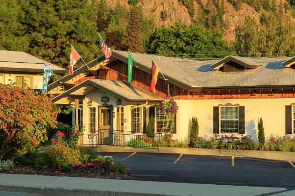 Der Ritterhof Inn Leavenworth