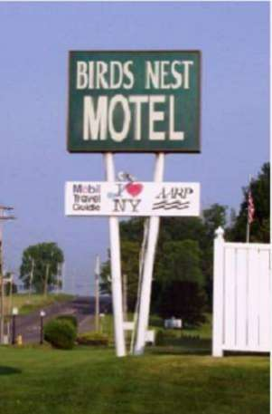 Birds Nest Motel Skaneateles