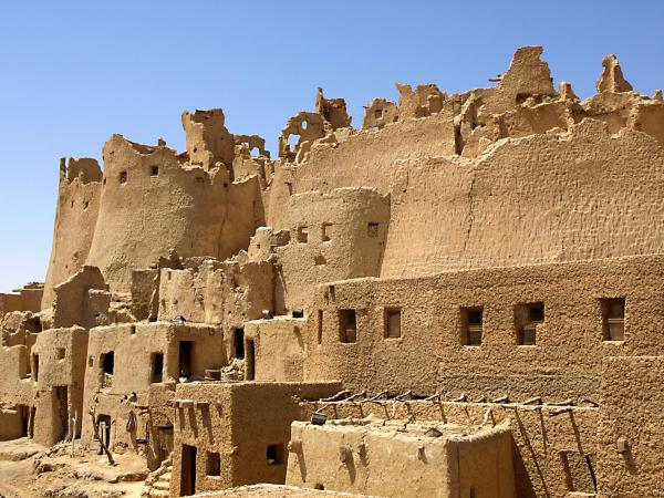Albabenshal Lodge Siwa 锡瓦