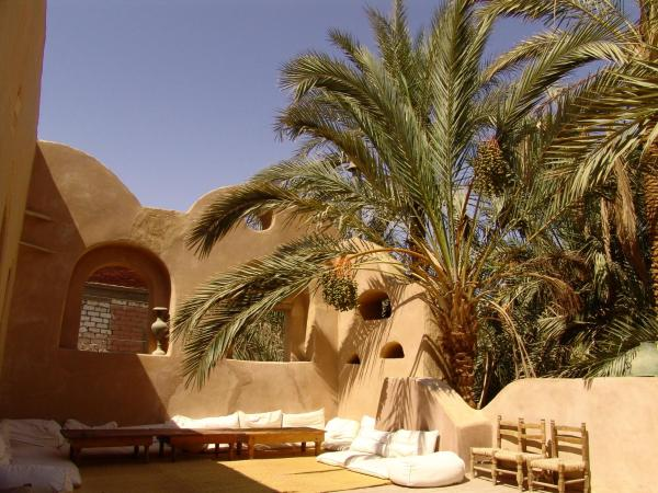 Shali Lodge Siwa 锡瓦