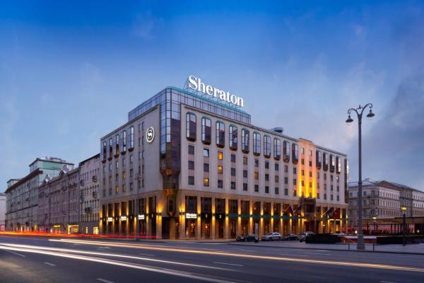 Sheraton Palace Hotel Moscow Moscou