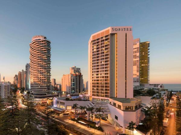 Sofitel Gold Coast Broadbeach(黄金海岸索菲特宽滩酒店) 黄金海岸